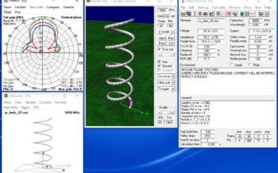 Modélisation des antennes HF
